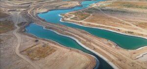 Barney Lake Progress July 2020